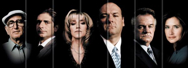 Tony Soprano, mafia, les affranchis, le parrain, casino, matt weiner